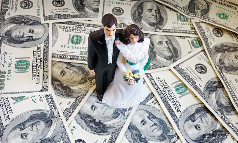 Financial benefits of marriage think, that