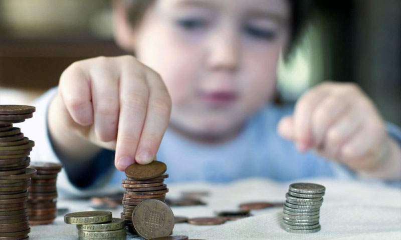 Teaching your kids to be savers instead of spenders can be tough. While opening a savings account is usually the first step, how can you get them to keep making deposits?