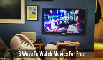 6 Ways To Watch Movies For Free